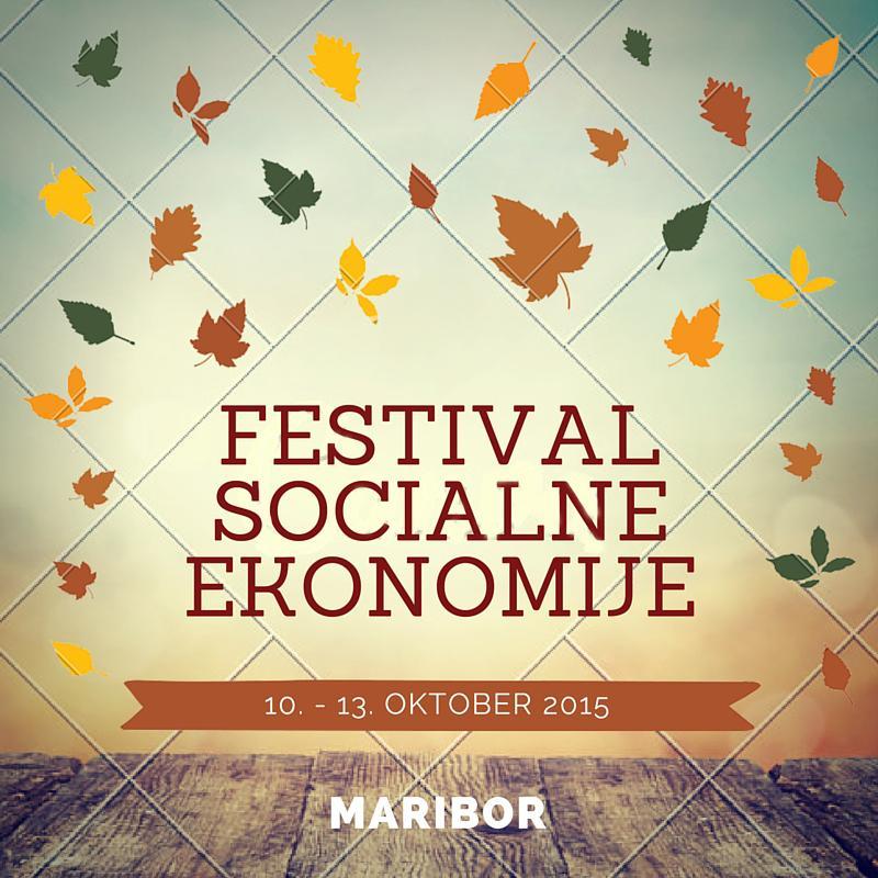 Festival socialne ekonomije FB cover dogodka